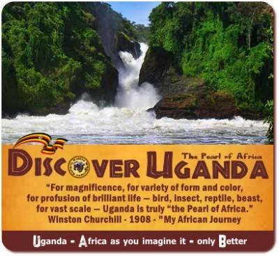 Welcome to Uganda - the Pearl of Africa