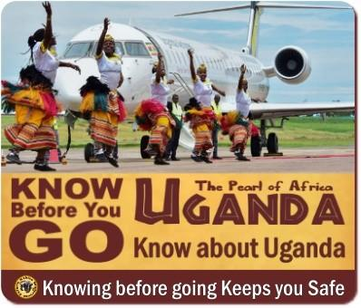 The wrong way to Visit Africa - its Pearl Uganda