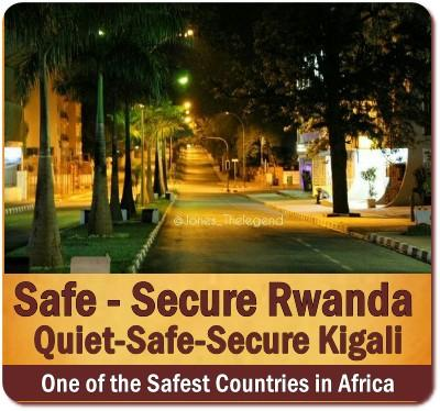 Is Rwanda safe for Americans -and anyone else? A question often asked