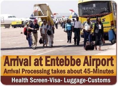 Entebbe International Airport-Practical Tourist & COVID-19 Rules-Regulations