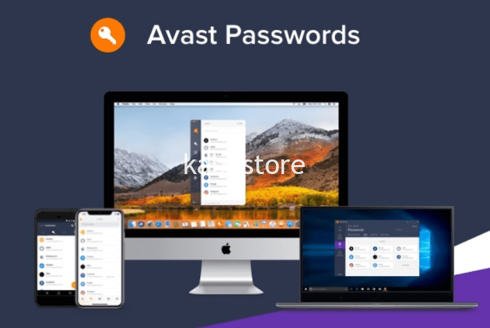 Avast Passwords 2020 Activation Code V21.4.2460 + License File