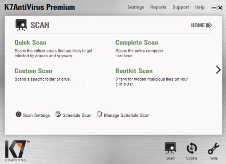 K7 Antivirus 2020 Serial Number full Version License key till 2038