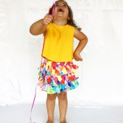 Party time rara skirt