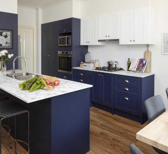 Galley Kitchen Island Style