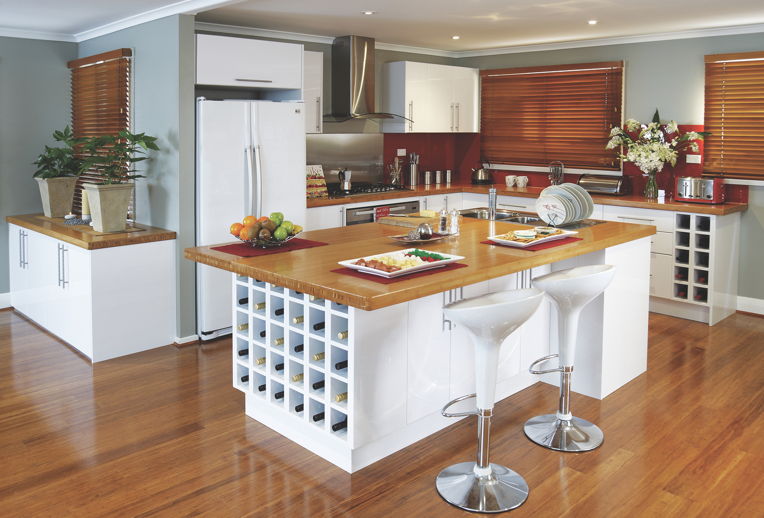 The Practical Entertainer Kitchen Ideas And Inspiration