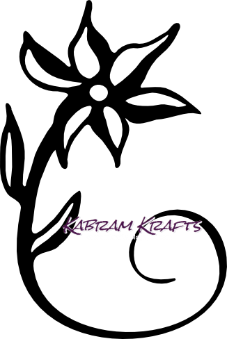 Free Flower SVG Download » Kabram Krafts