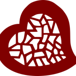 Heart SVG Cutting File