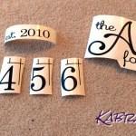 Ruler Numbers