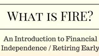 FIRE(Financial Independence, Retire Early:経済的に独立して早期退職)