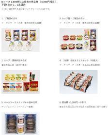 JT株主優待Dコース