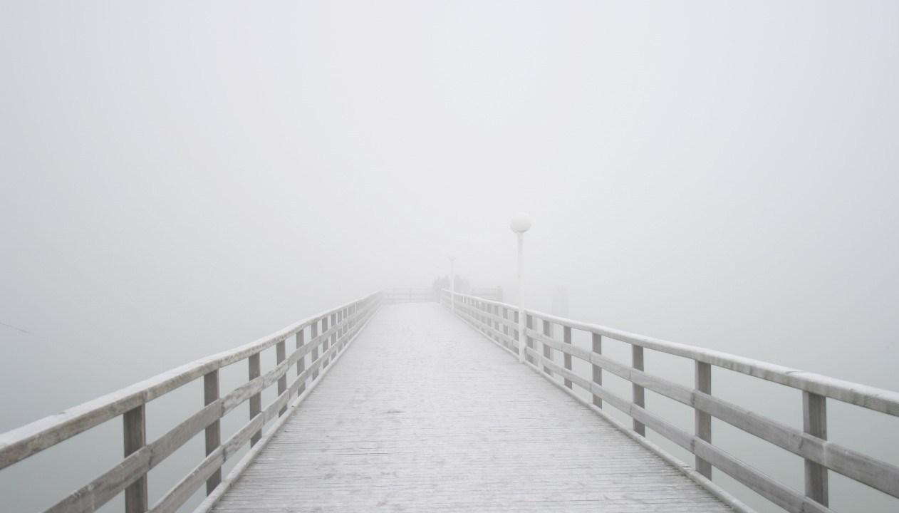霧の中で自問自答