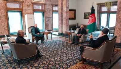 Pres. Ghani speeds up efforts to form HCNR after calls by international partners