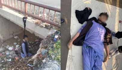Young man found hanged from a bridge in Kabul