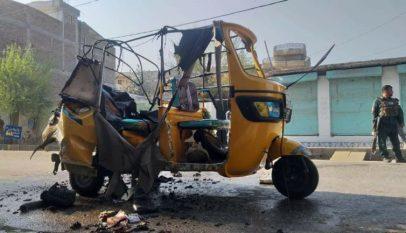 Blast kills female doctor in Jalalabad