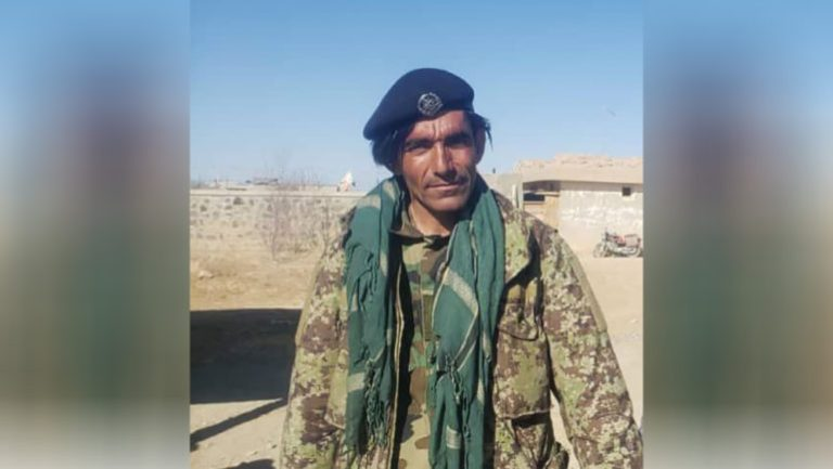 District police chief killed in Paktika