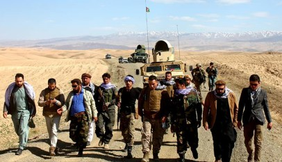 Newly-appointed governor promises to curb Taliban's growing power in Ghor