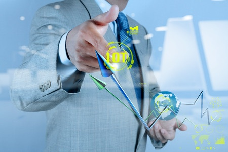 IoTの市場規模拡大予想