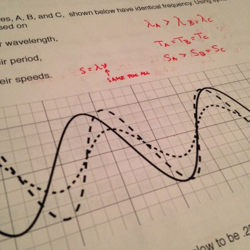 Conceptual Exercises on Waves