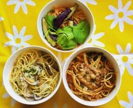 イタリア食堂(3種)