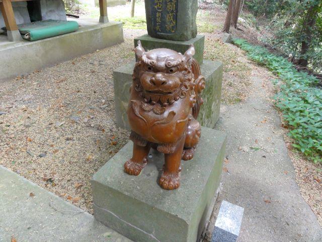 雷命神社(厳原町阿連)