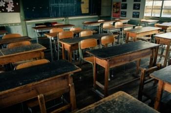 シニア世代時代の教室