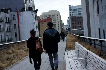 Walking the NYC Highline
