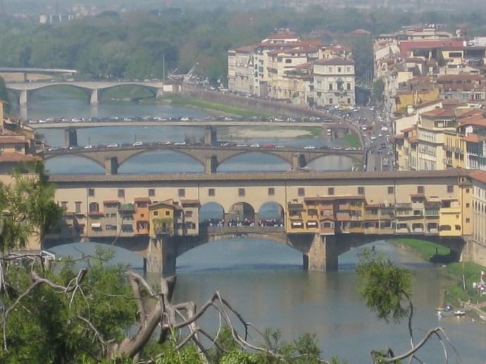 Bridges of Florence