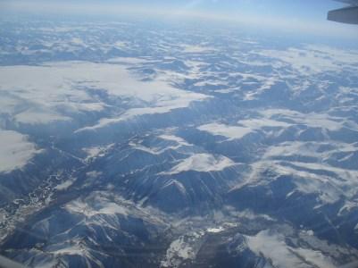 Sayan Mountains 2011