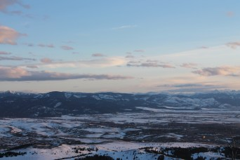 Bozeman from the Big M