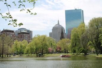 Boston Public Park, MA