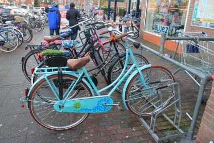 Grass Bike!
