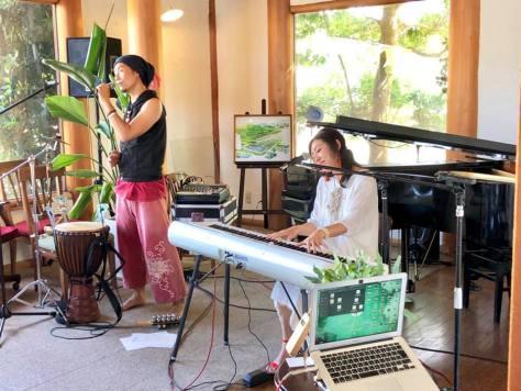 大地の種 大地の音楽祭 生駒山ロアジス