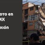 Terremoto del 19Sep2017 en Ciudad de México