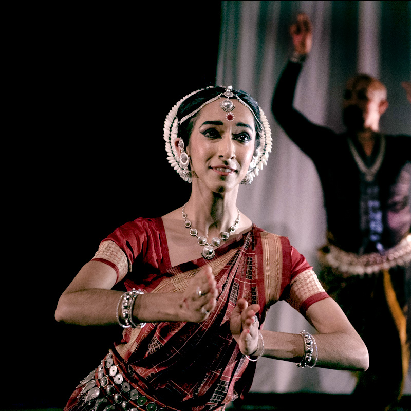 Odissi Dancer - Maryam Shakiba