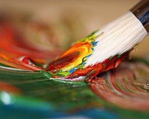 karma painting