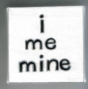 i me mine