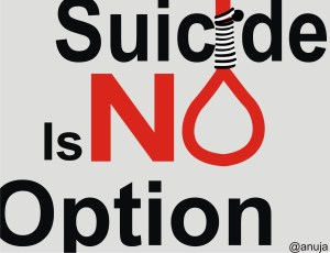suicide is no option