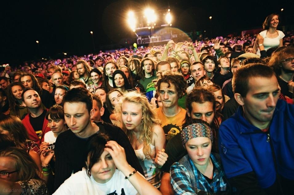 Ostróda Reggae Festival 2012