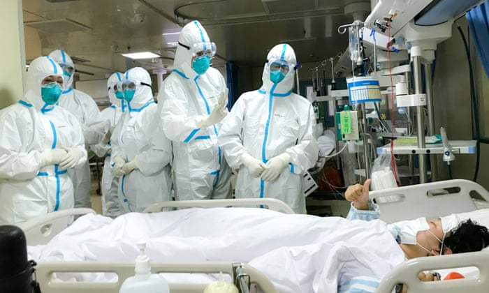 कोभिड -१९ को महामारीबाट अमेरिकामा हालसम्म ४१ हजारको मृत्यु