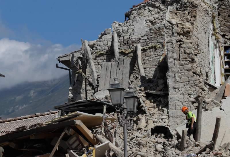 I am Missing Earthquake