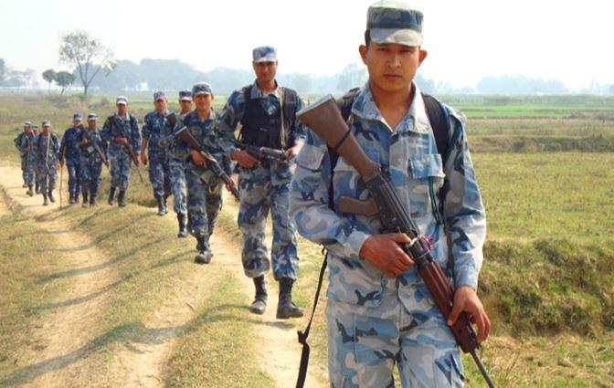 भिआईपीमा खटिएका सुरक्षाकर्मीलाई झिकेर सीमामा खटाइने