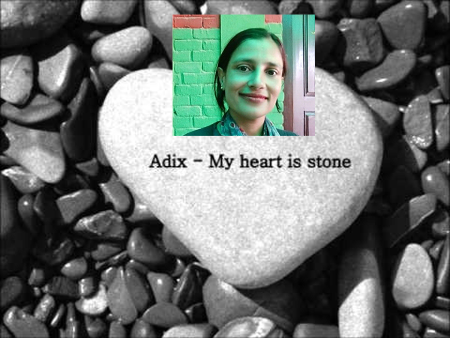 Stone is My Heart