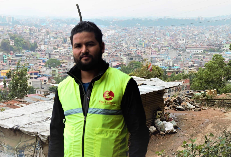 राहत वितरणमा राजनीति र काठमाण्डौमा मजदुरको बिजोग भनेर समाचार लेखेकै भरमा पत्रकार महतारामाथि  धम्की र गालीगलौज