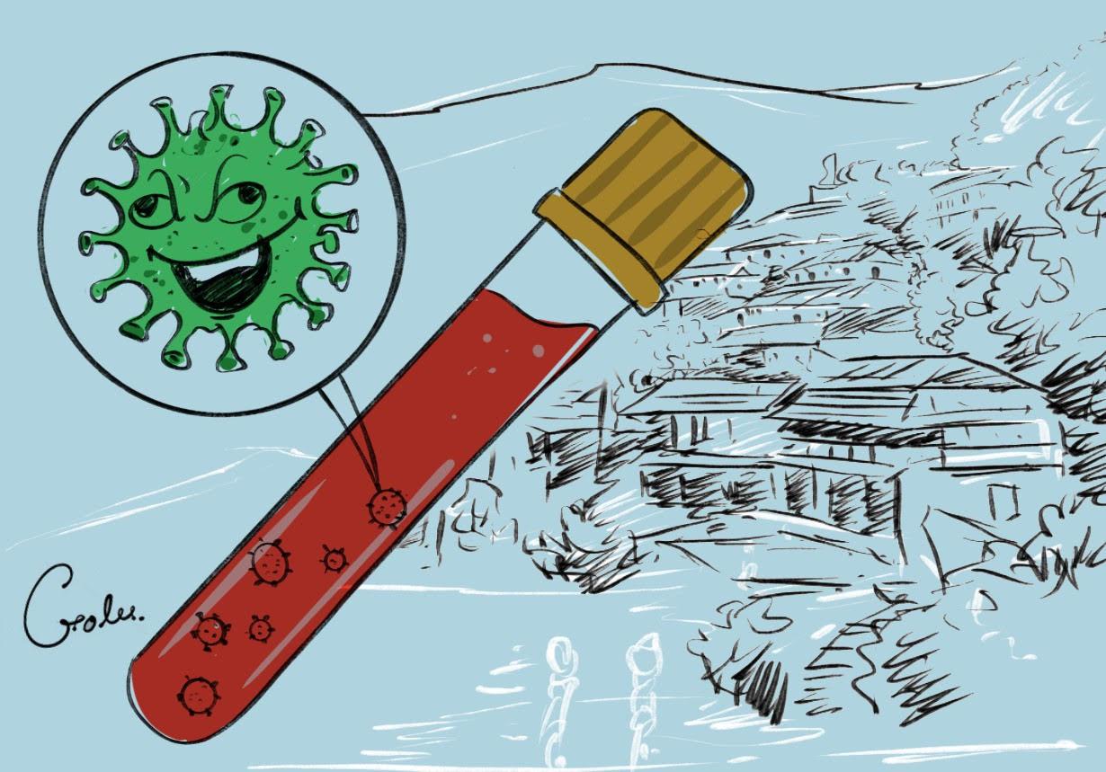 गण्डकी प्रदेको नवलपुरमा १८ र पर्वतमा ३ जनामा कोरोना भाइरस संक्रमित भएको पुष्टि