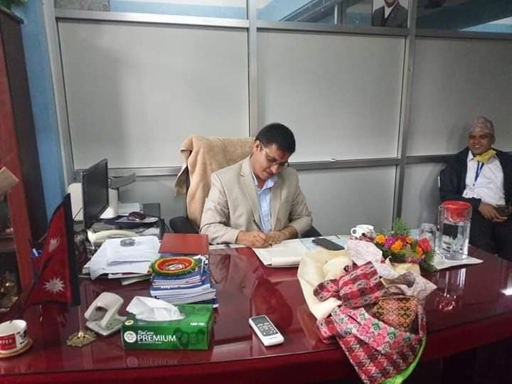 नेपाली युवालाई उत्पादन मुखी कामको सिर्जना गरि नेपालमै स्वरोजगार बनाउन परिषद चुक्ने छैन