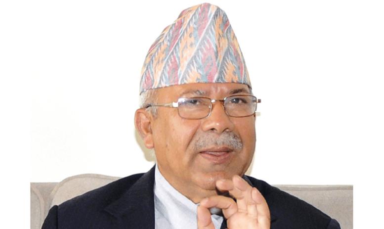 राष्ट्रपतिले माधवकुमार  नेपाललाई बोलाएर के भनिन्