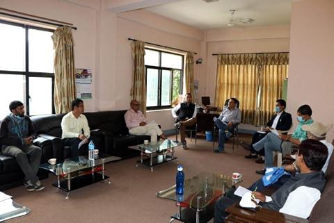 नेपाल पत्रकार महासंघको राष्ट्रिय भेला भदौ २ र ३ गते हेटौडामा गर्ने तयारी