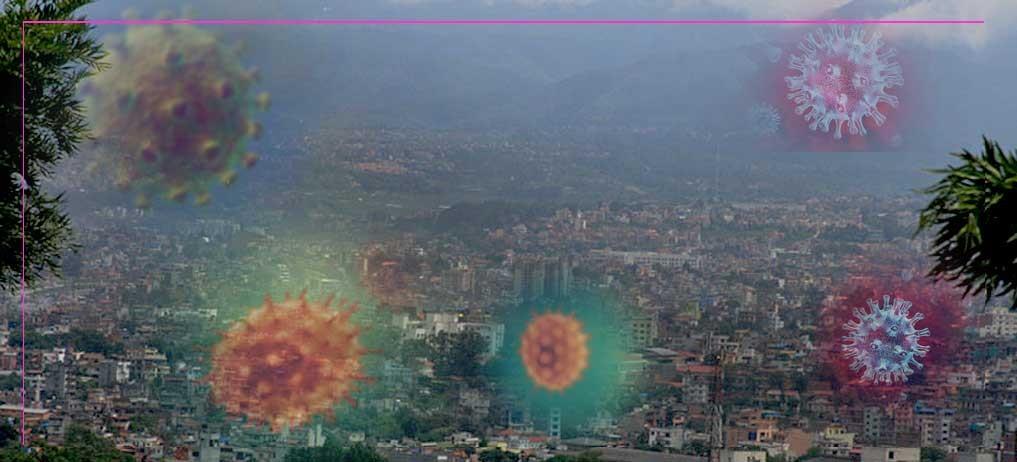 काठमाडौं उपत्यकामा एकैदिन ३१०७ जना कोरोना संक्रमित थपिए