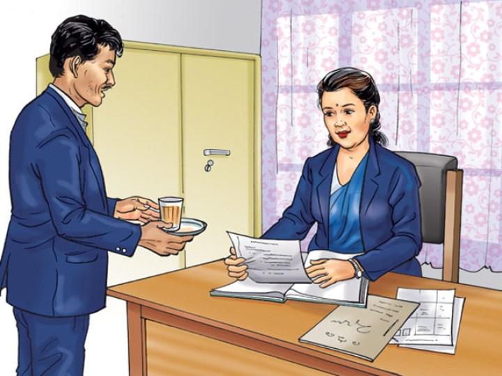 हाजिर हुनै दिदैनन् कर्मचारीलाई जनप्रतिनिधि
