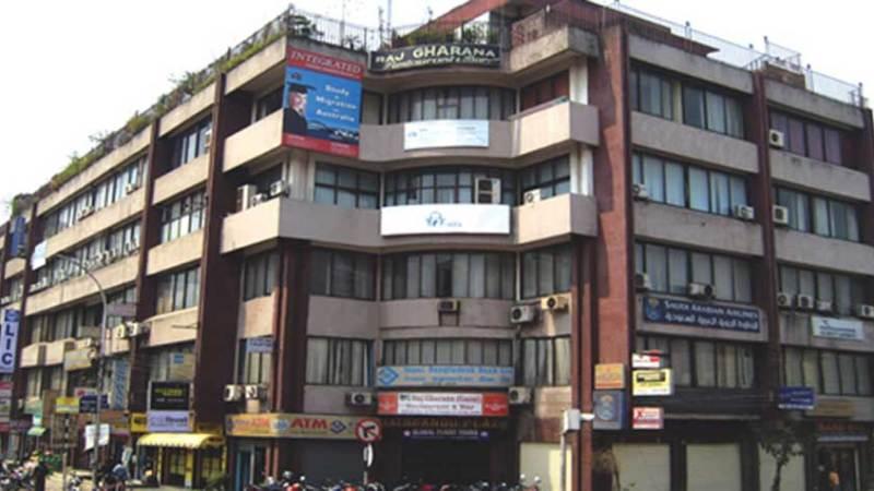 काठमाडौं प्लाजालाई नेपाल ट्रस्टले सिल गरर्यो
